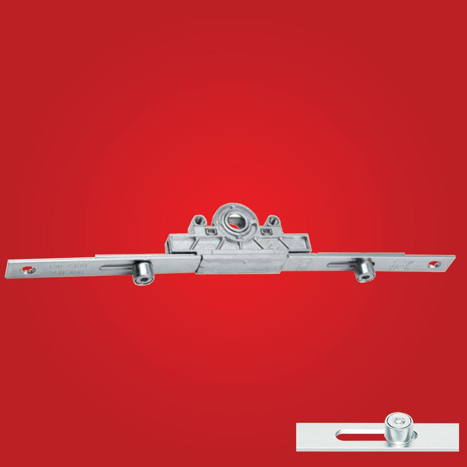 25mm Tek Açılım Ispanyolet - ZAMAK GÖBEK